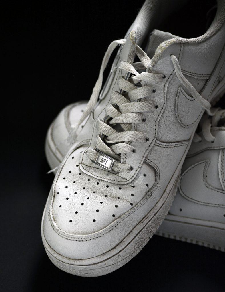 chaussures de seconde main