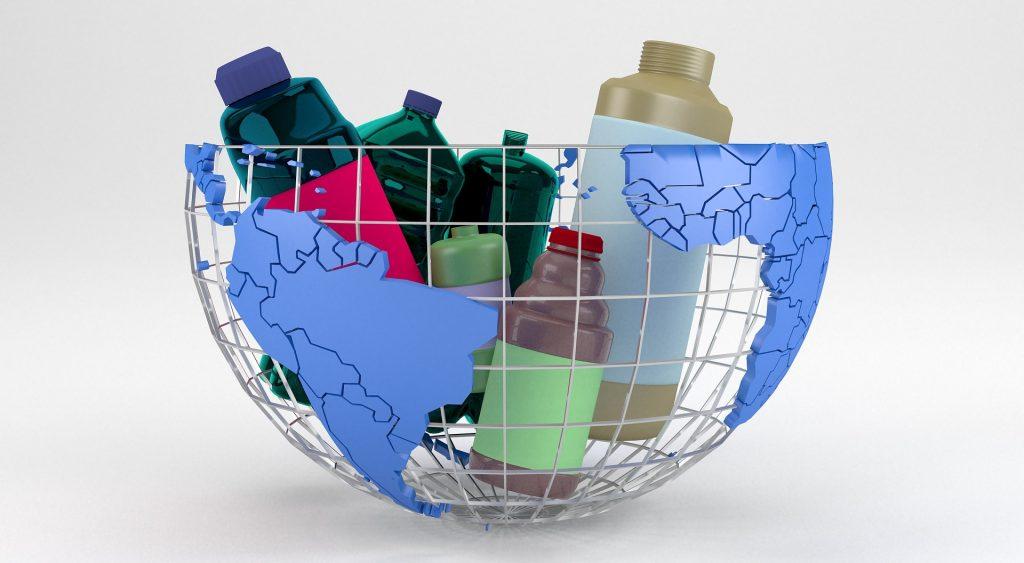 dechets plastiques entreprises